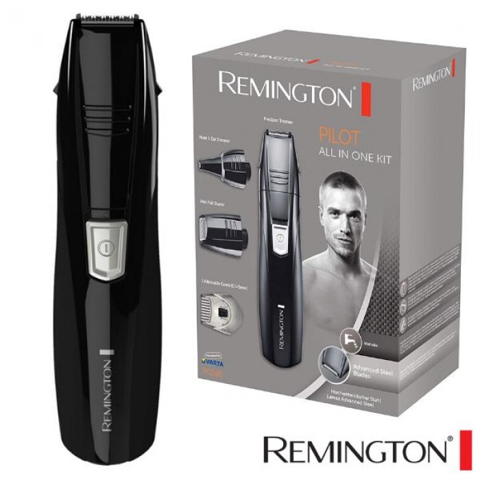 REMINGTON GROOMING KIT PILOT ALL IN ONE