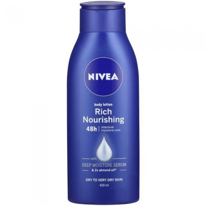 NIVEA BODY RICH NOURI PUMP 400