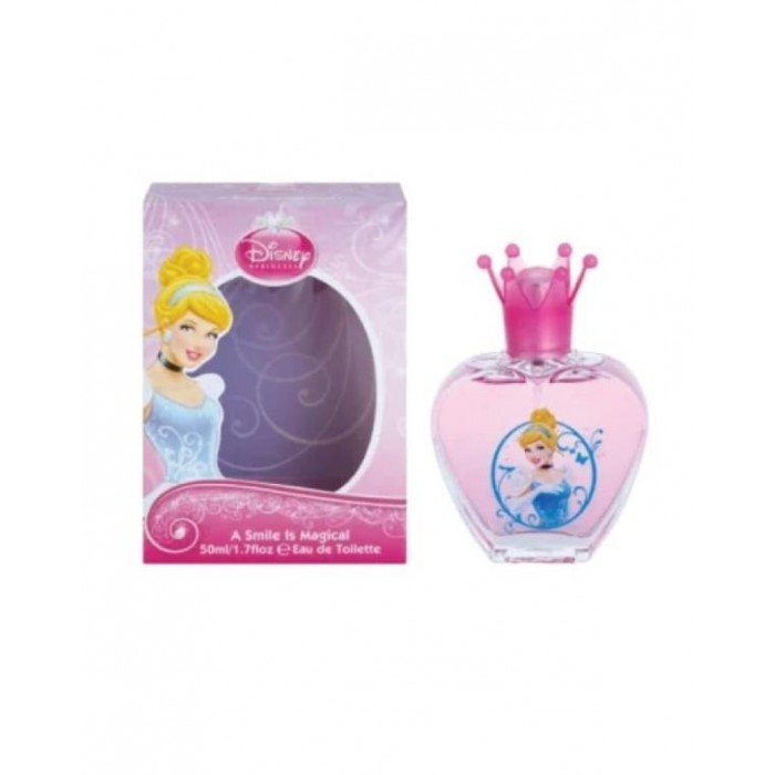DISNEY PRINCESSE CINDERELLA EDT 50ML