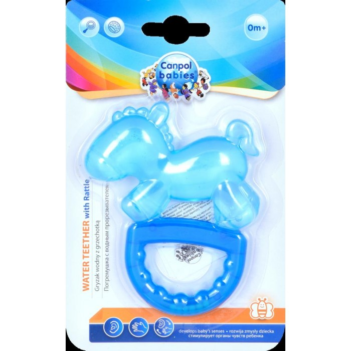 WATER FILLED TEETHER HORSE