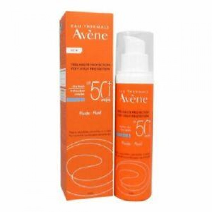 AVENE SUN CARE FLUID 50+ 50ML