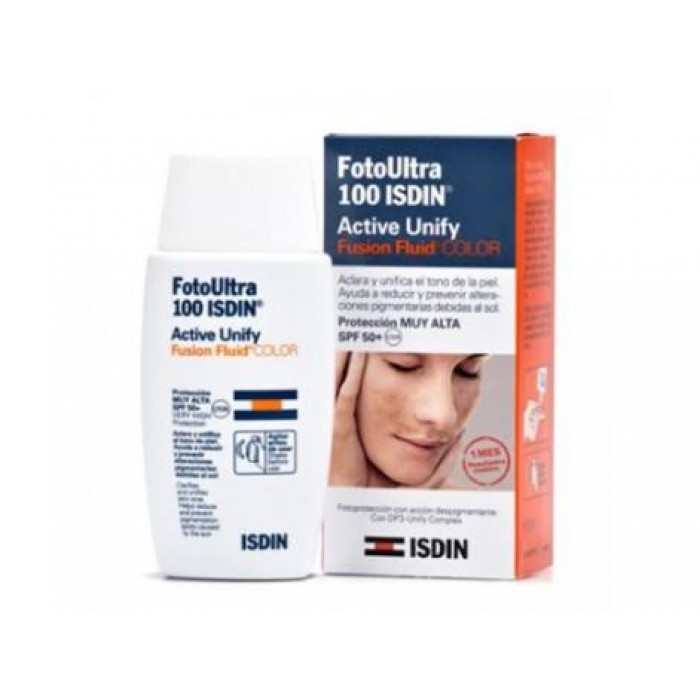 ISDIN FOTO ULTRA 100 ACT UNI COLOUR 50ML