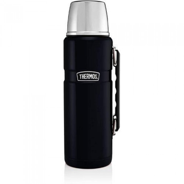 THERMOS KING S/S 1.2LT BLUE