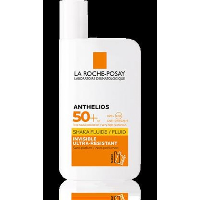 LA ROCHE POSAY ANTHELIOS XL 50+ SHAKA ULTRA LIGHT FLUID
