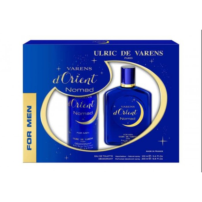 COFF V ` ORIENT NOMAD 100ML EDT + DEO 200ML