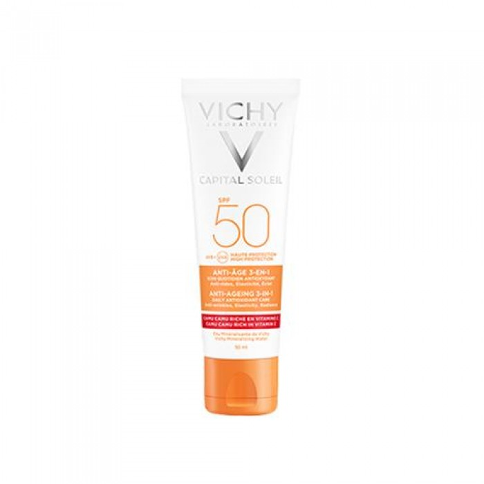 VICHY IS IDEAL SOLEIL ANTI/AGE