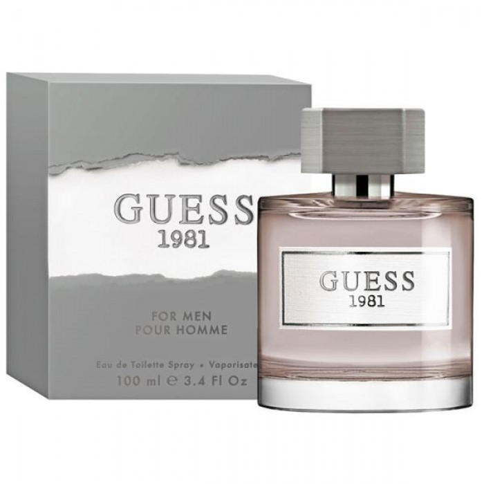 GUESS MALE EDT 100ML