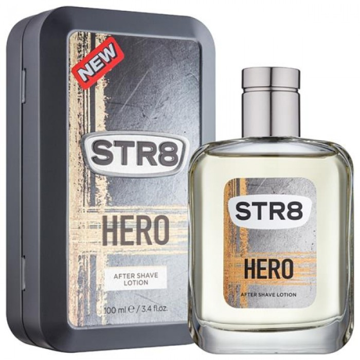STR8 HERO AFTER SHAVE 50ML