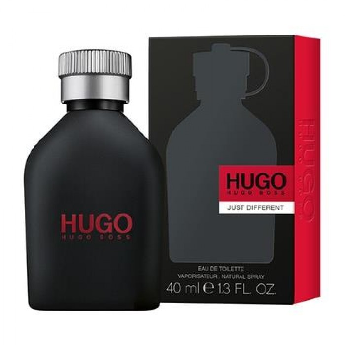 HUGO BOSS  JUST DIFF EDT 40ML(6536)
