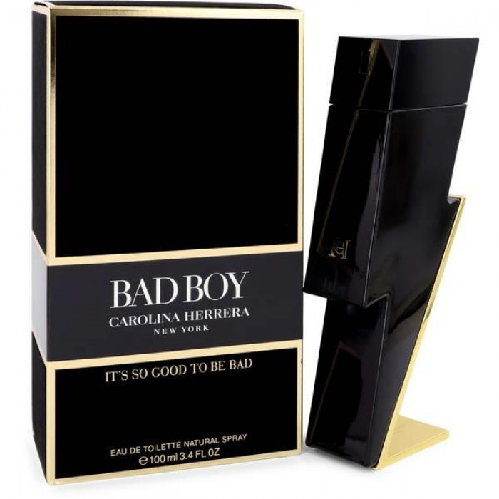 BAD BOY ITS SO GOOD TO BE BAD EDT 100ML