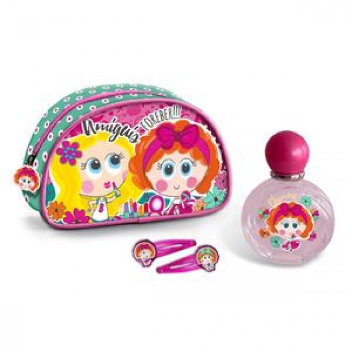 CHAMOY GIFT POUCH INCL 50ML EDT & HAIR CLIPS