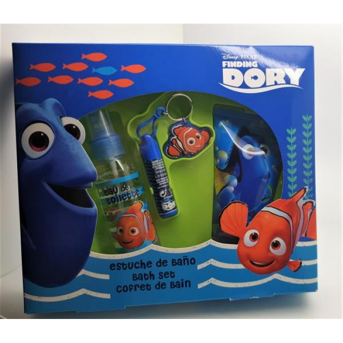 FINDING DORY BATH SET